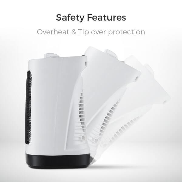 safety features and overheat protection