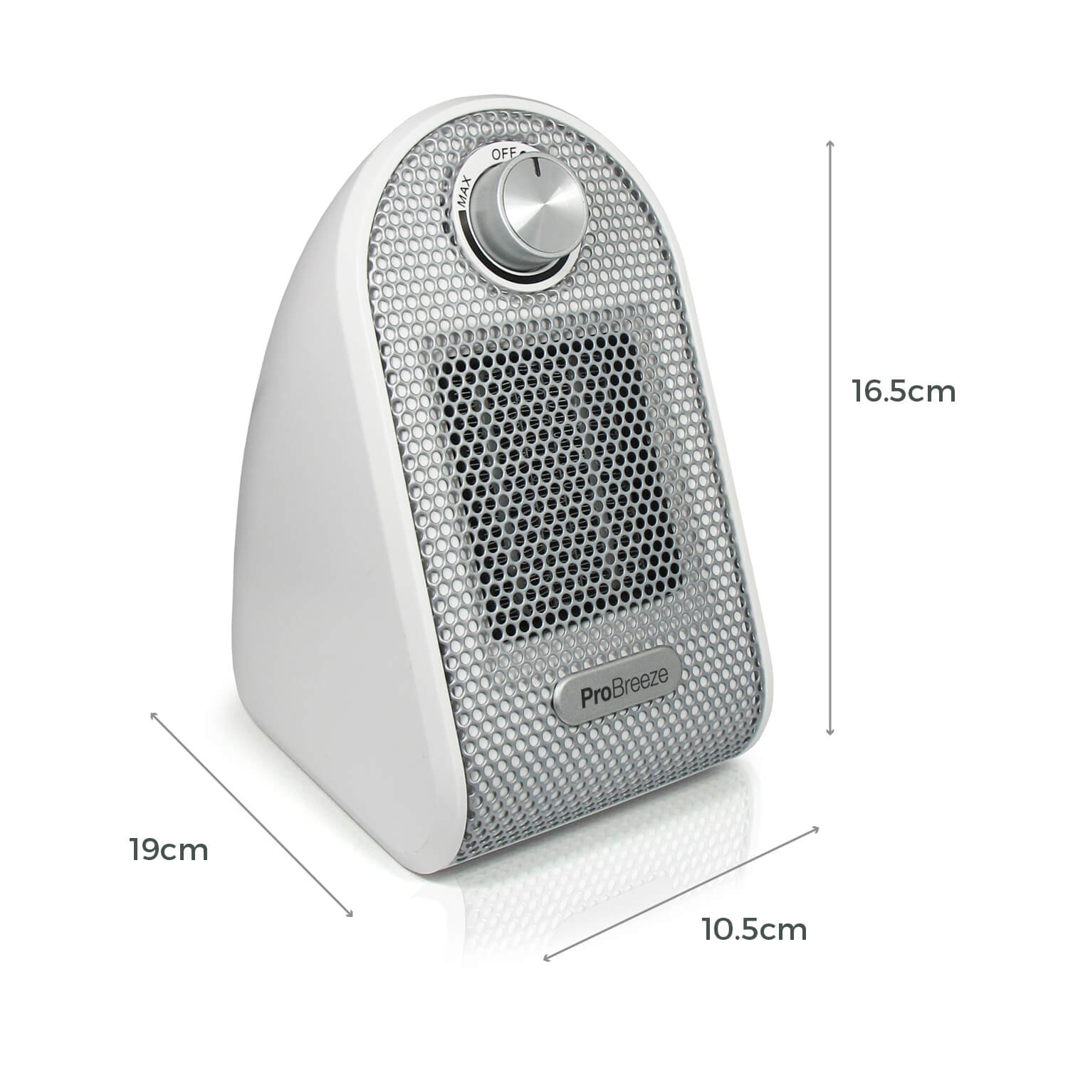 500w Mini Ceramic Fan Heater For Desks Tables Pro Breeze Electric Vehicles 1500w 240v Element Portable Personal