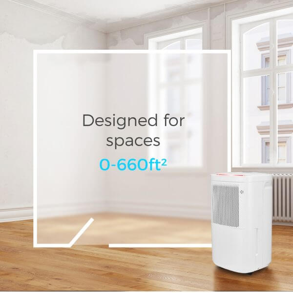 dehumidifier for large rooms