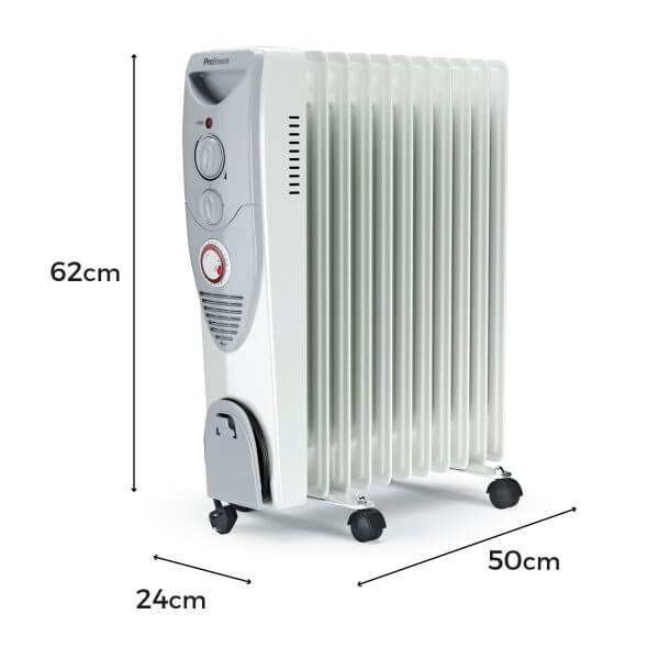 portable oil filled radiator