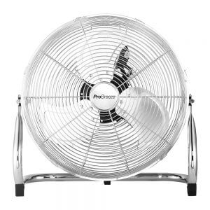 pro breeze chrome floor fan