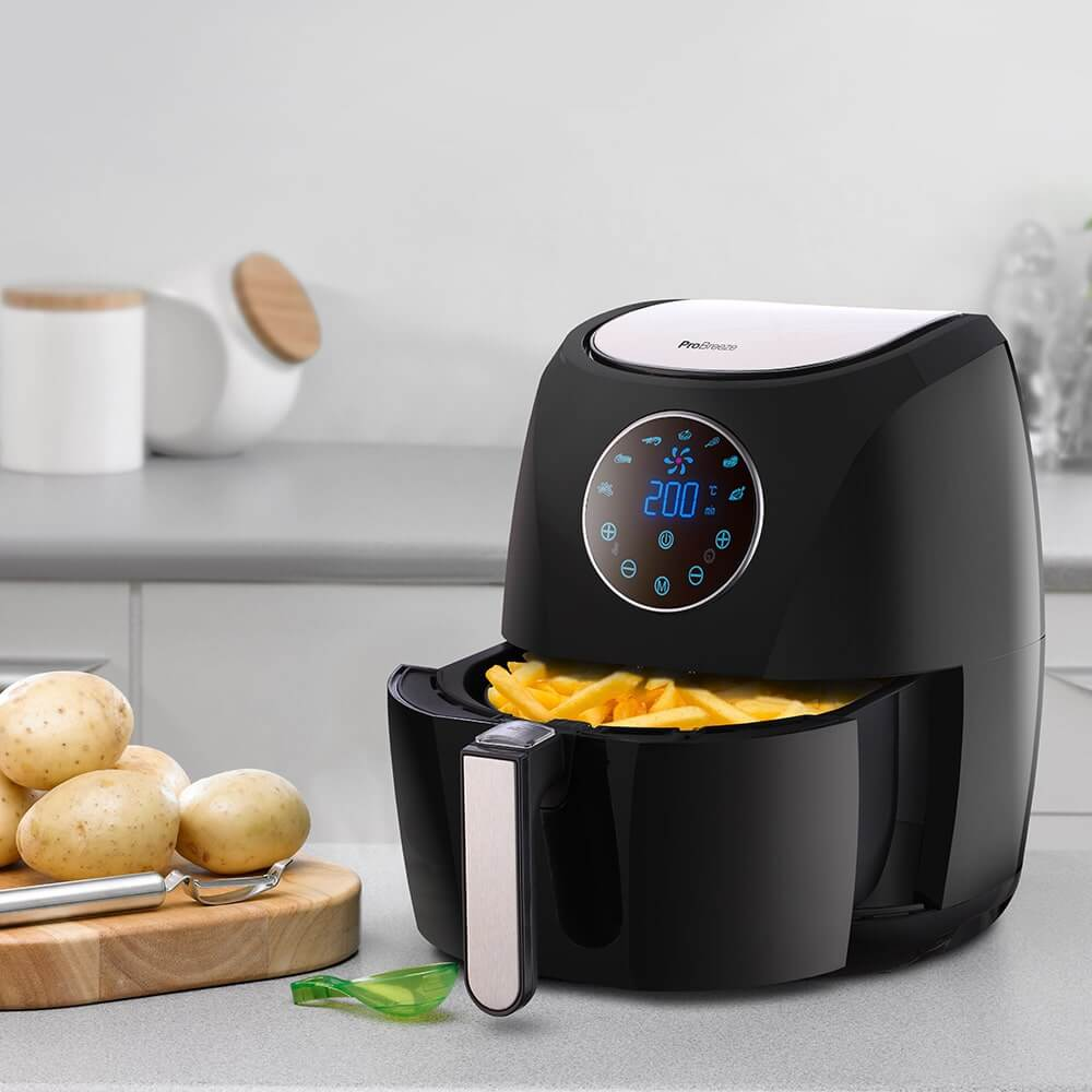 Air Fryer In The Kitchen