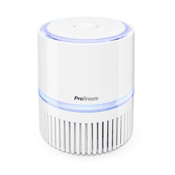 pro breeze mini air purifier