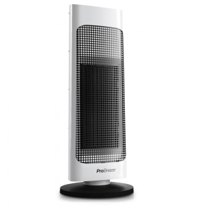 Pro Breeze Ceramic Tower Heater